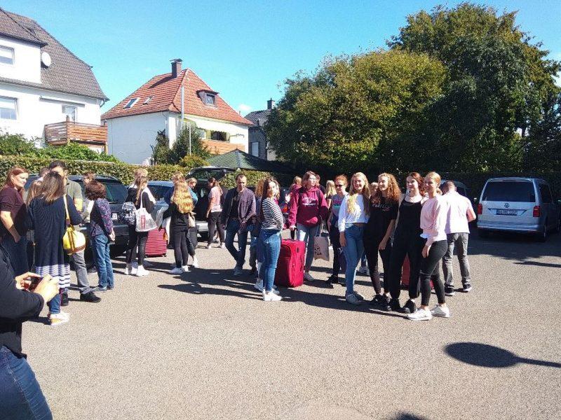 Z wizytą w Bielefeld