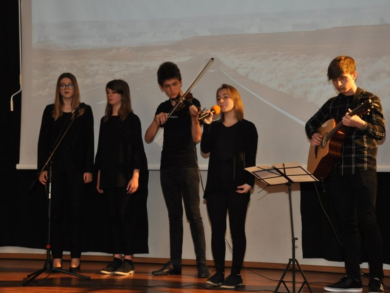 Gala konkursowa X edycji Wojewódzkiego Konkursu Geograficznego