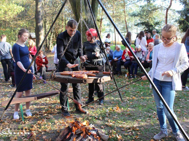 Jesień w Kiełczewicach