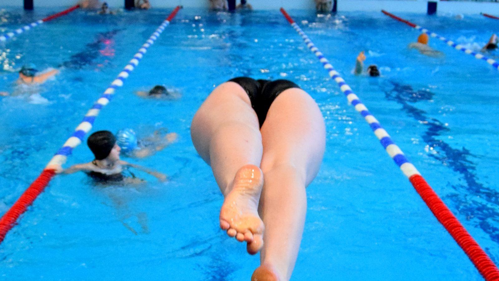 Licealiada w pływaniu