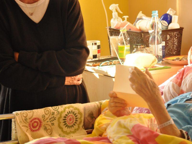 Mikołajki w Hospicjum Dobrego Samarytanina