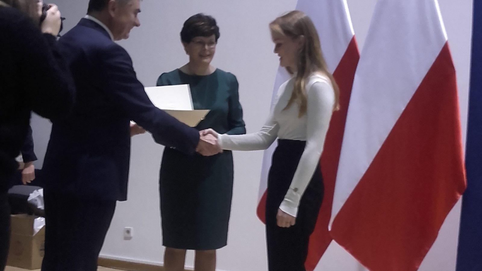 Stypendystka Prezesa Rady Ministrów
