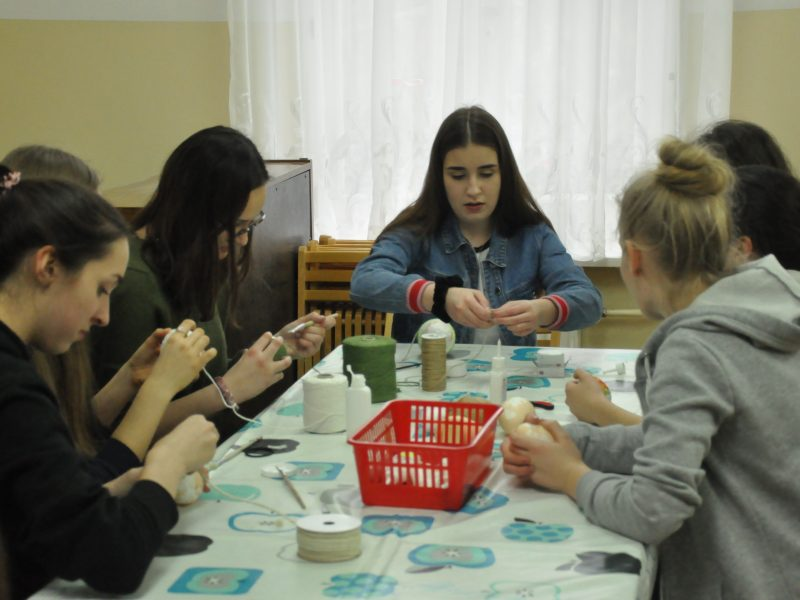 Pączki w Kiełczewicach