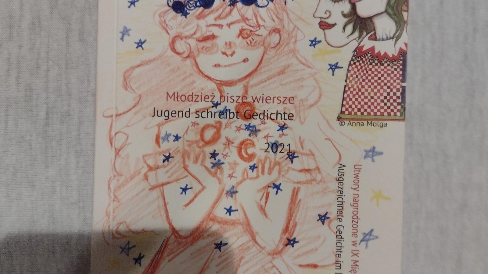"""Finał  międzynarodowego  konkursu  """"Młodzież pisze wiersze"""", czyli nasi w Berlinie"""