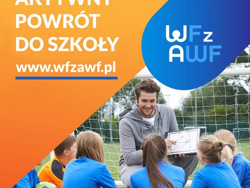 Aktywny powrót do szkoły WF z AWF